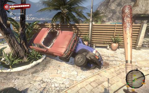 Dead Island Cars