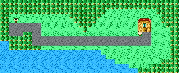 Flixel Adventure Map