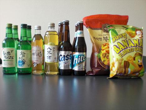 Soju Korean Beer