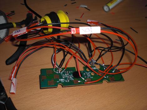Using a gamepad to make an arcade-controller